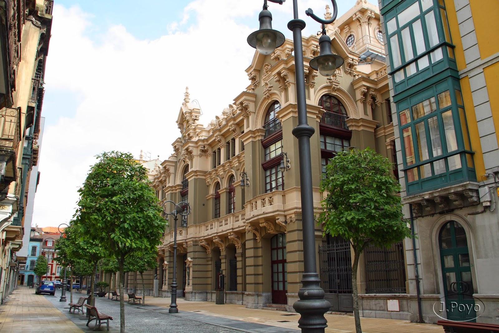 Palacio Valdés de Avilés