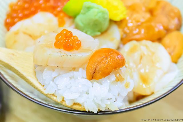 MG 3050 - 熱血採訪│台中隱藏版北海道三色丼,還有帥氣小鮮肉為你服務的岡崎日式料理!(已搬遷)