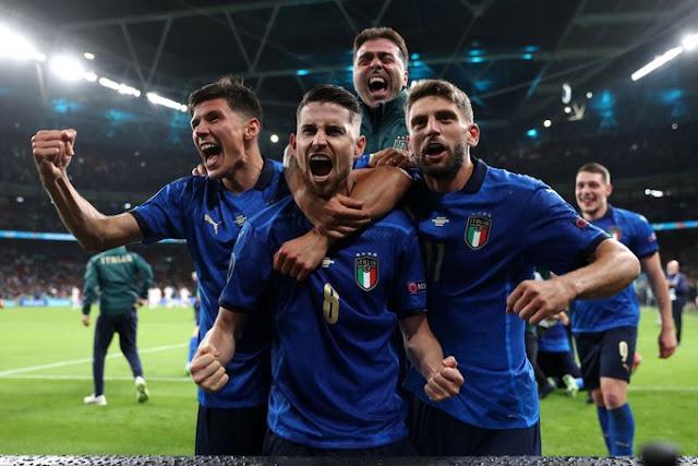 Italy reach Euro 2020 final