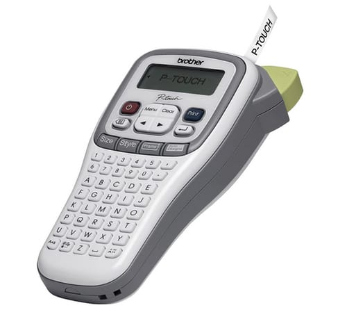 Brother PT-H100 P-touch Easy Hand-Held Label Maker