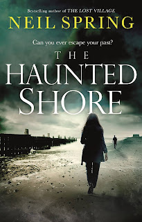 Book Review | The Haunted Shore by Neil Spring