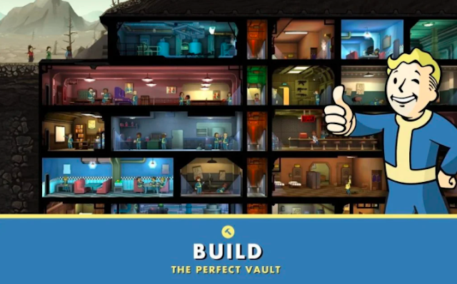 Fallout Shelter Hacked APK