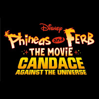 Phineas and Ferb the Move Candace Against the Universe Logo