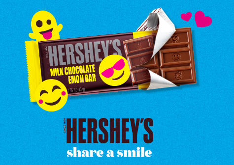 Hershey's is celebrating back to school time by giving away big boxes of chocolate! Enter to win a box of Emoji Bars!