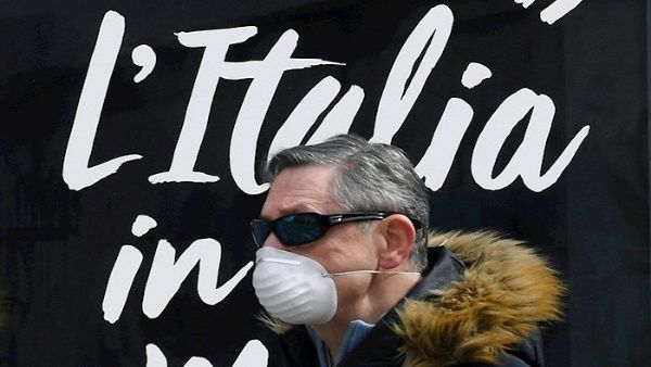 Italia registra cerca de mil muertos en 24 horas por Covid-19