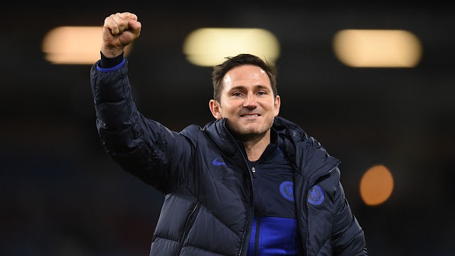 Youth flying high at Chelsea under Lampard