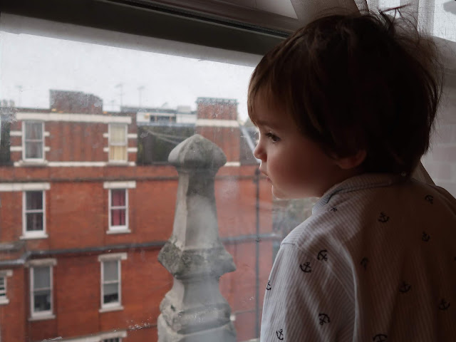 Londres con niños bus turistico