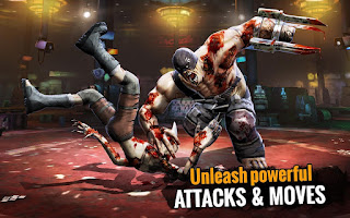 Zombie  Game Fighting Champions