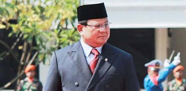 Penunjukan Prabowo Garap Lumbung Pangan Nasional, Jangan Sampai Turunkan Kinerja Kemenhan