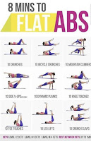 six pack abs,