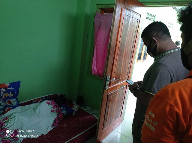 Warga Labuan Bajo NTT di Ketemukan Meninggal di Kos-Kosan Kelurahan Tanjung