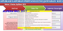 Alpeka BOS Tahun 2017 Aplikasi Pertanggung Jawaban BOS Sesuai Permendikbud