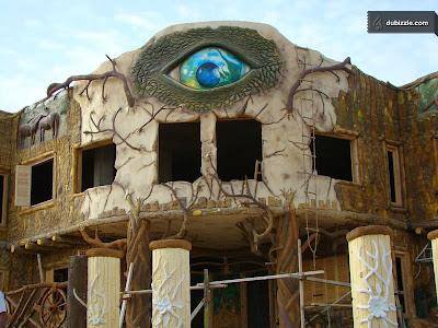 Cairo's Surrealist villa
