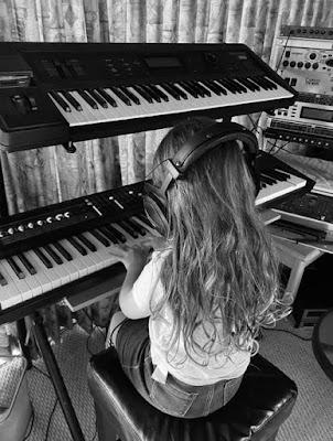 Genius at the keyboard