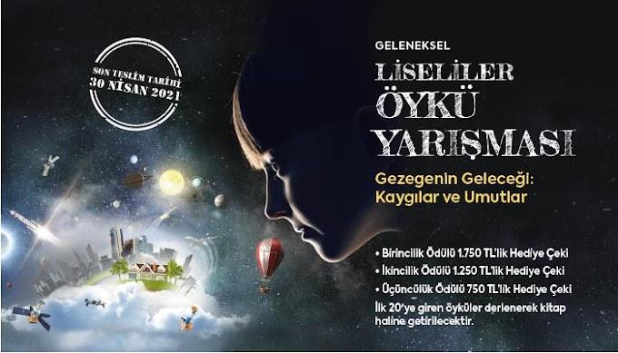 Kapadokya Üniversitesi Öykü Yarışması Başladı