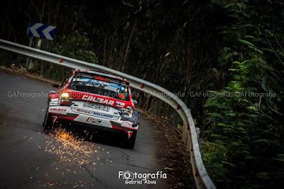 ERC Rally Islas Canarias
