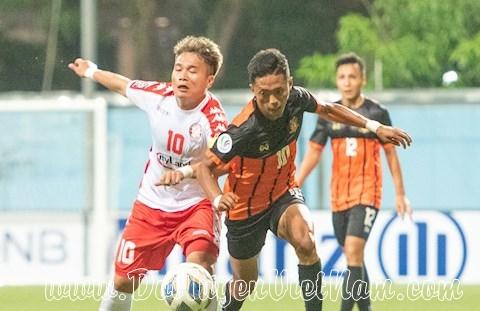 Phi Sơn dính chấn thương, chưa hẹn ngày trở lại V-League