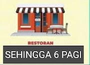 Pengoperasian Kedai Makan/Restoran Semasa Ramadhan