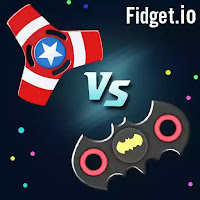 Fidget Spinner .Io Game   (Mod Apk Money)