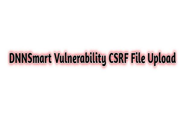 DNNSmart SuperContent Arbitari File Upload With Csrf