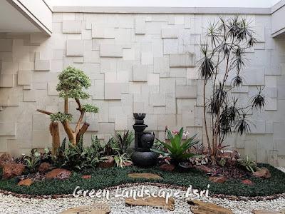 Jasa Tukang Taman Pati - Jasa Bikin Taman di Pati