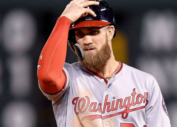 Philadelphia Phillies sign Bryce Harper