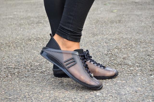 Melissa nos pes sandalias de salto varias - 3 part 3