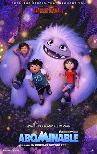 Abominable (BRRip 720p Español Latino) (2019)