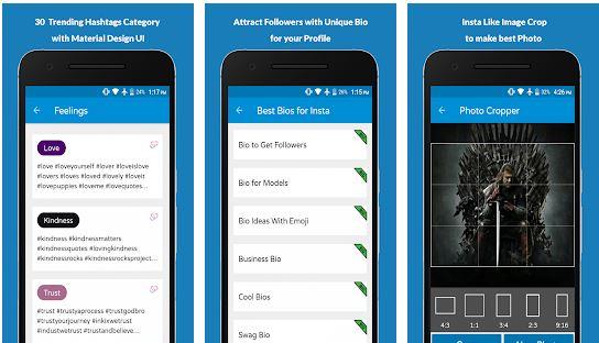 10 Aplikasi Android Penambah Ratusan Follower Instagram Terbaru Dan Terbaik