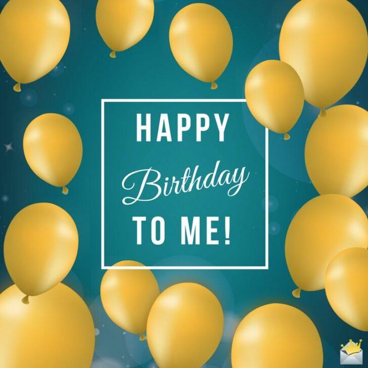 Selamat Hari Lahir Yang Ke-37 Buat Diriku