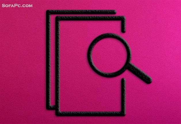 البحث عن الملفات المفقودة والبرامج في الويندوز