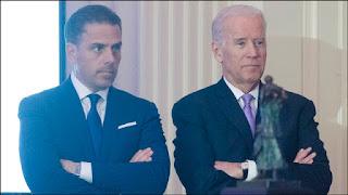 Joe and Hunter Biden should be nervous.