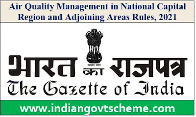 Air Quality Management in National Capital