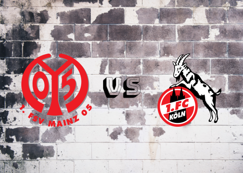 Mainz 05 vs Köln  Resumen
