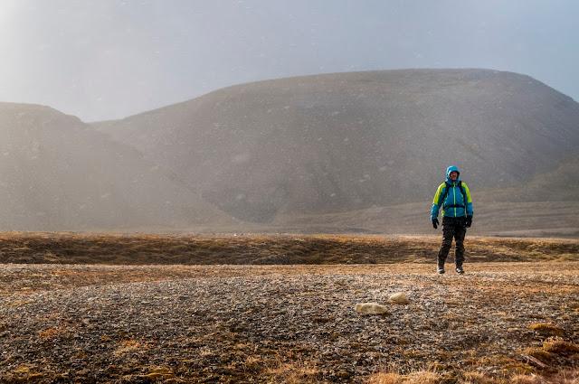 svettitel svalbard spitzberg randonnée