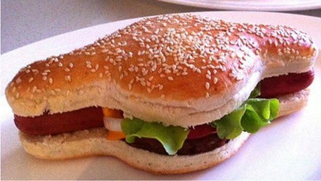 أسترالي يسجل براءة ابتكار ساندويتش جديد باسم الهامدوج