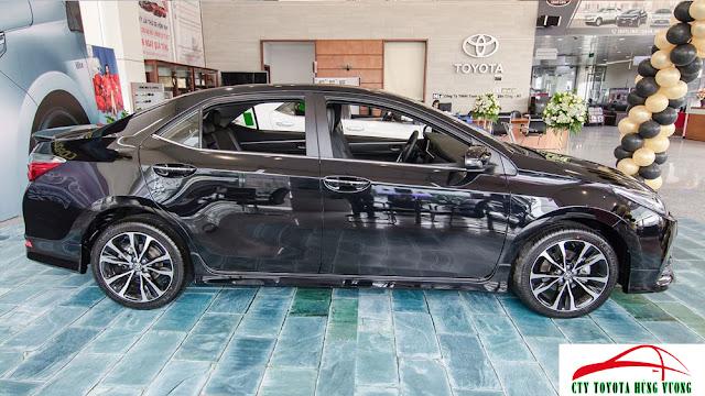 Đánh giá xe Altis V Sport 2018 tại Toyota Hùng Vương ảnh 8