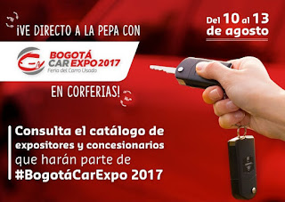 VBOGOTA CAR EXPO 2017