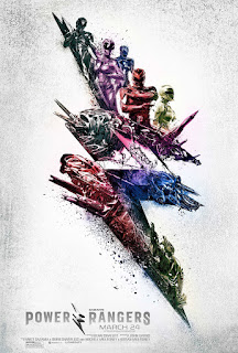 Power Rangers (2017) Movie Banner Poster 27