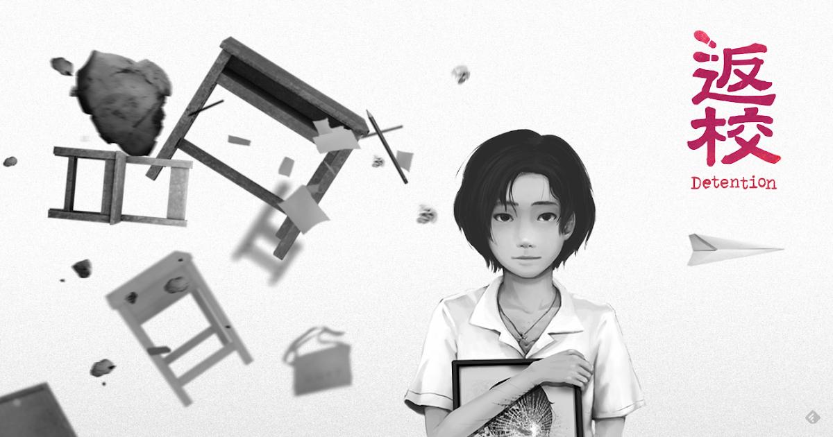 返校:難得的台灣60年代校園恐怖遊戲!試玩下載中
