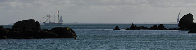 View from the Chausey Islands