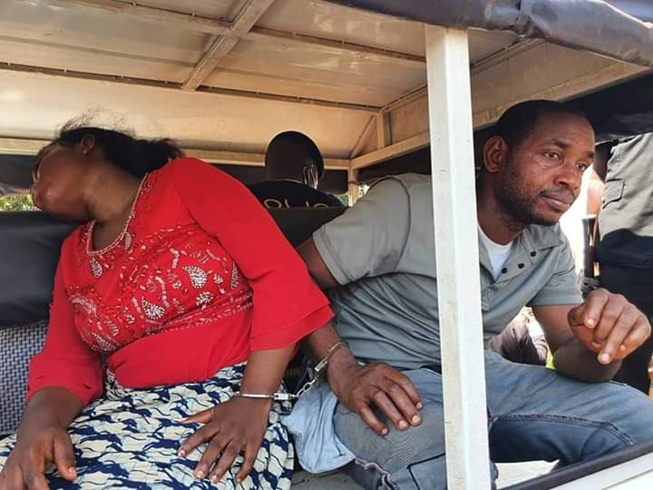 See The Fate Of Enugu Couple Who Drilled Nails Into Housemaid's Head (Photo) #Arewapublisize