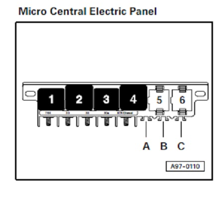 2000 audi a6 fuse diagram autosleek: