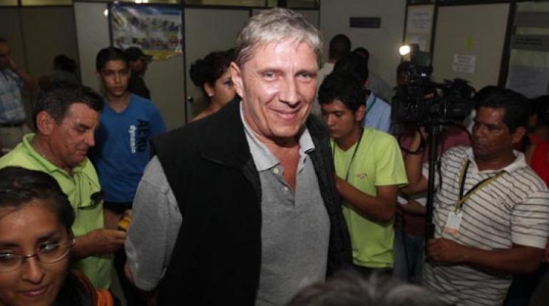 Schmitd beneficiado con libertad condicional en 2012 luego de dos años de prisión / ARCHIVO WEB