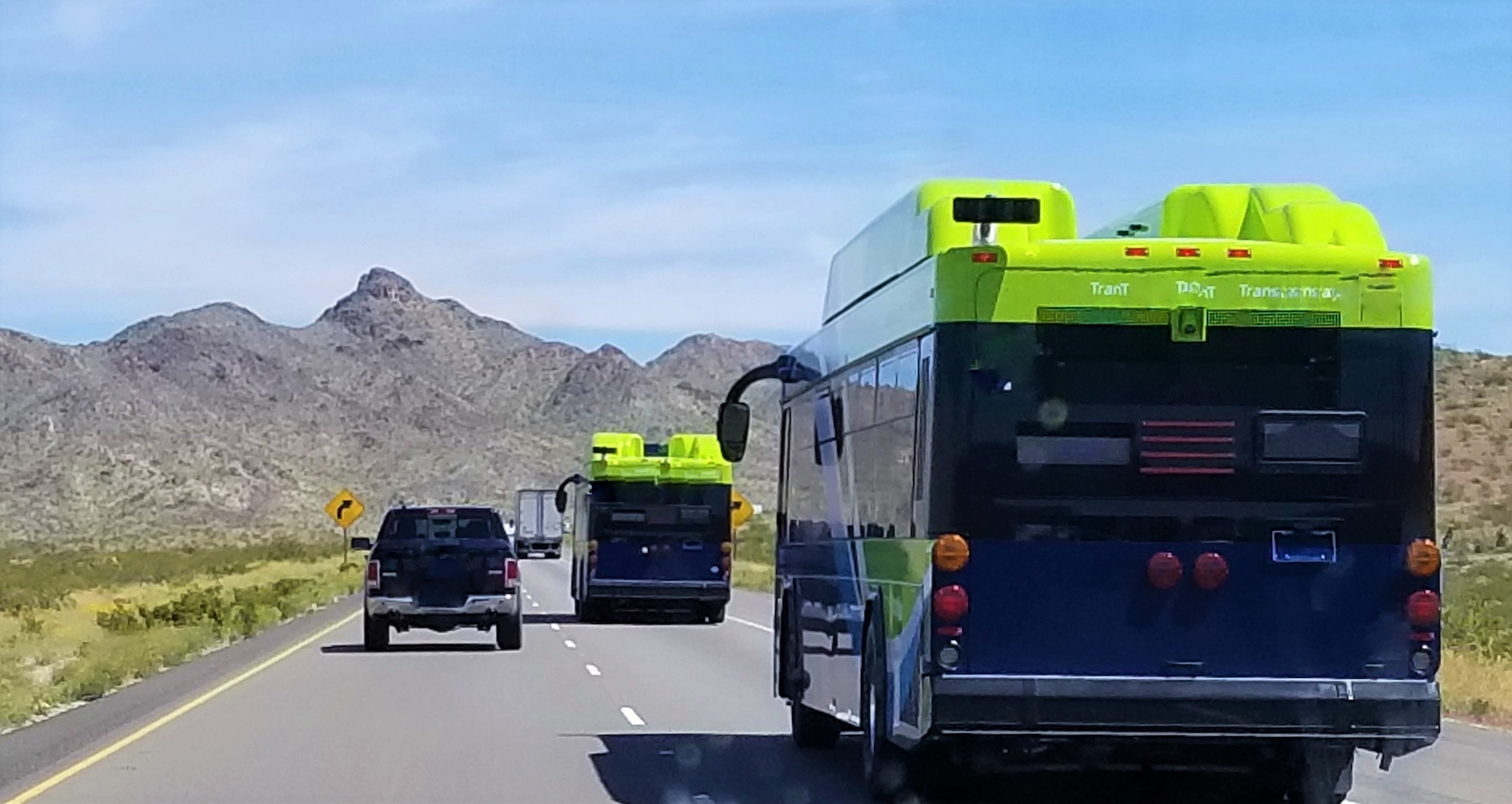 Gas-powered buses to operate on Nigerian roads