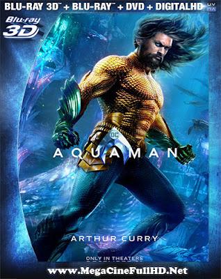Aquaman (2018) Full 3D SBS Latino