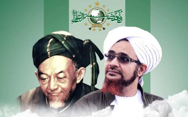 Pengajian Teleconfrence Bersama Habib Umar Libatkan Pesantren dan pengurus NU se-Jabodetabek