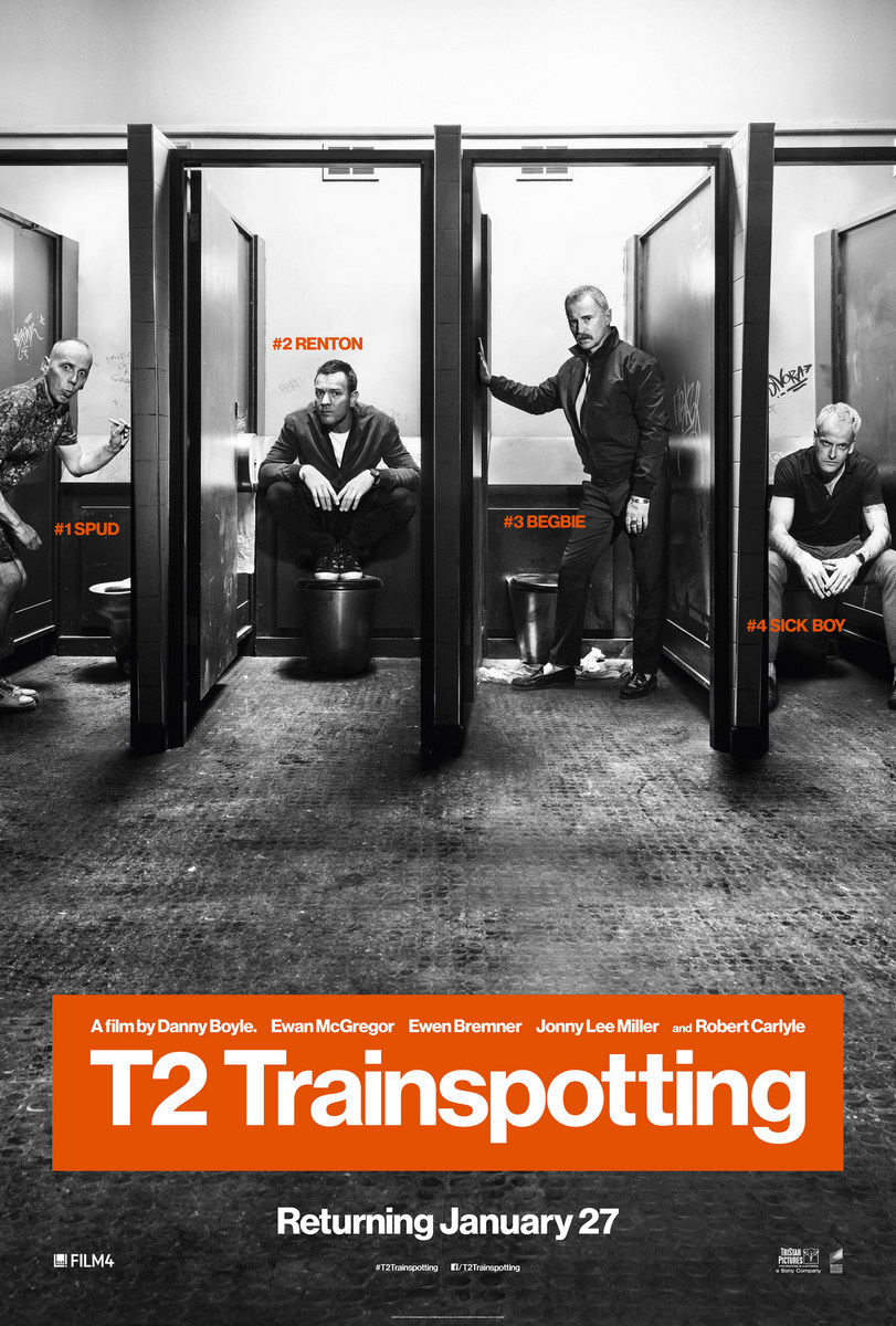 trainspotting 2 film recenzja danny boyle ewan mcgregor