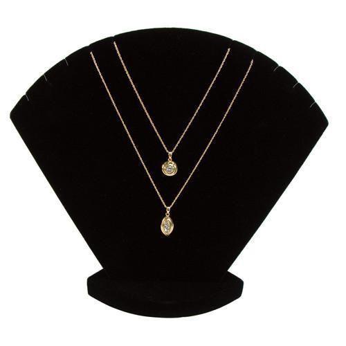 Velvet Necklace Display Stand