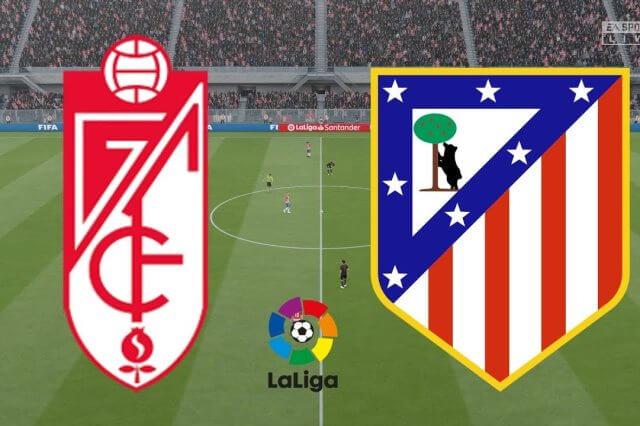 مشاهدة مباراة اتليتكو مدريد وغرناطة بث مباشركورة لايف اليوم السبت 23-11-2019 في الدوري الاسباني